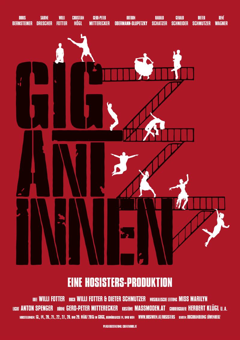Poster Gigantinnen