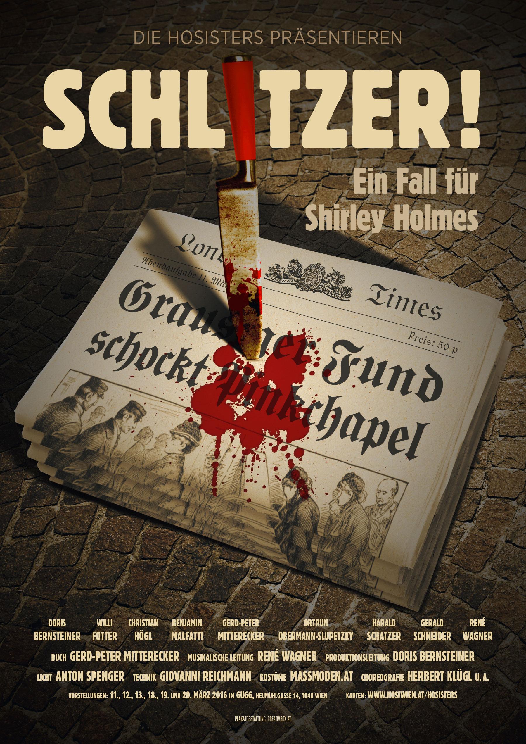 Poster Schlitzer