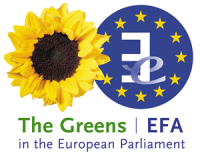 The Greens EFA Logo