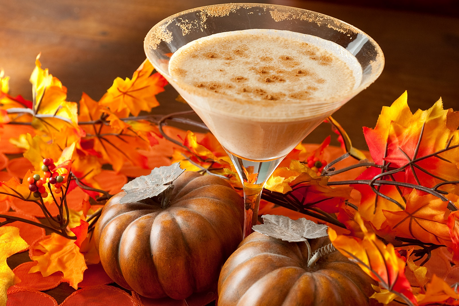 autumn drinks