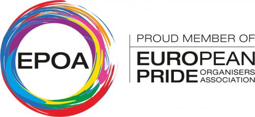 Proud Member of EPOA (European Pride Organisers Association)