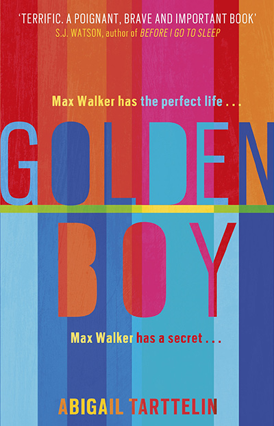 Cover Golden Boy von Abigail Tarttelin