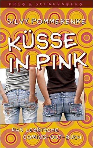 Cover Küsse in Pink von Silvy Pommerenke