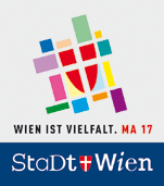 Banner Stadt Wien MA 17
