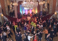 Regenbogenball 2013: A-live im Ballsaal © Foto Sulzer