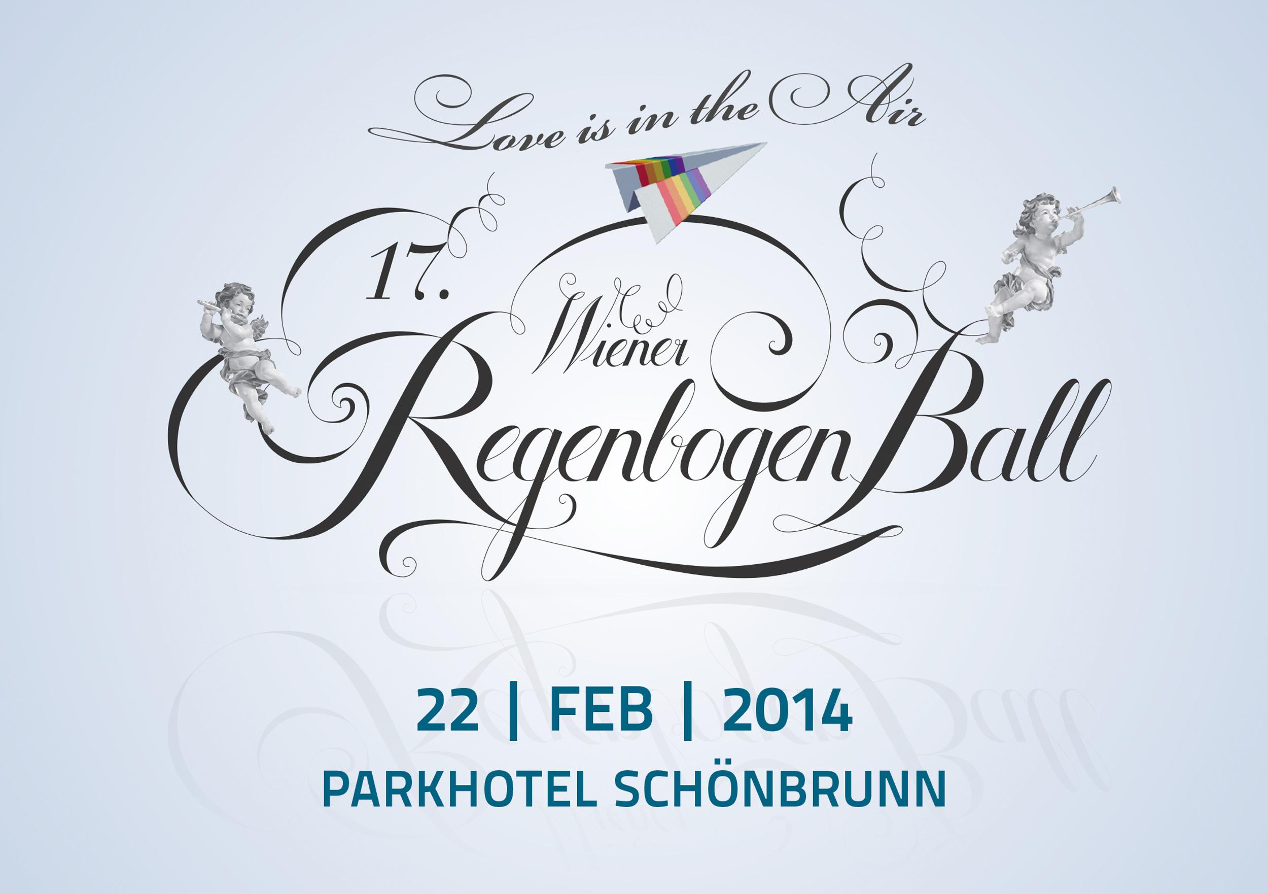 Wiener Regenbogenball 2014