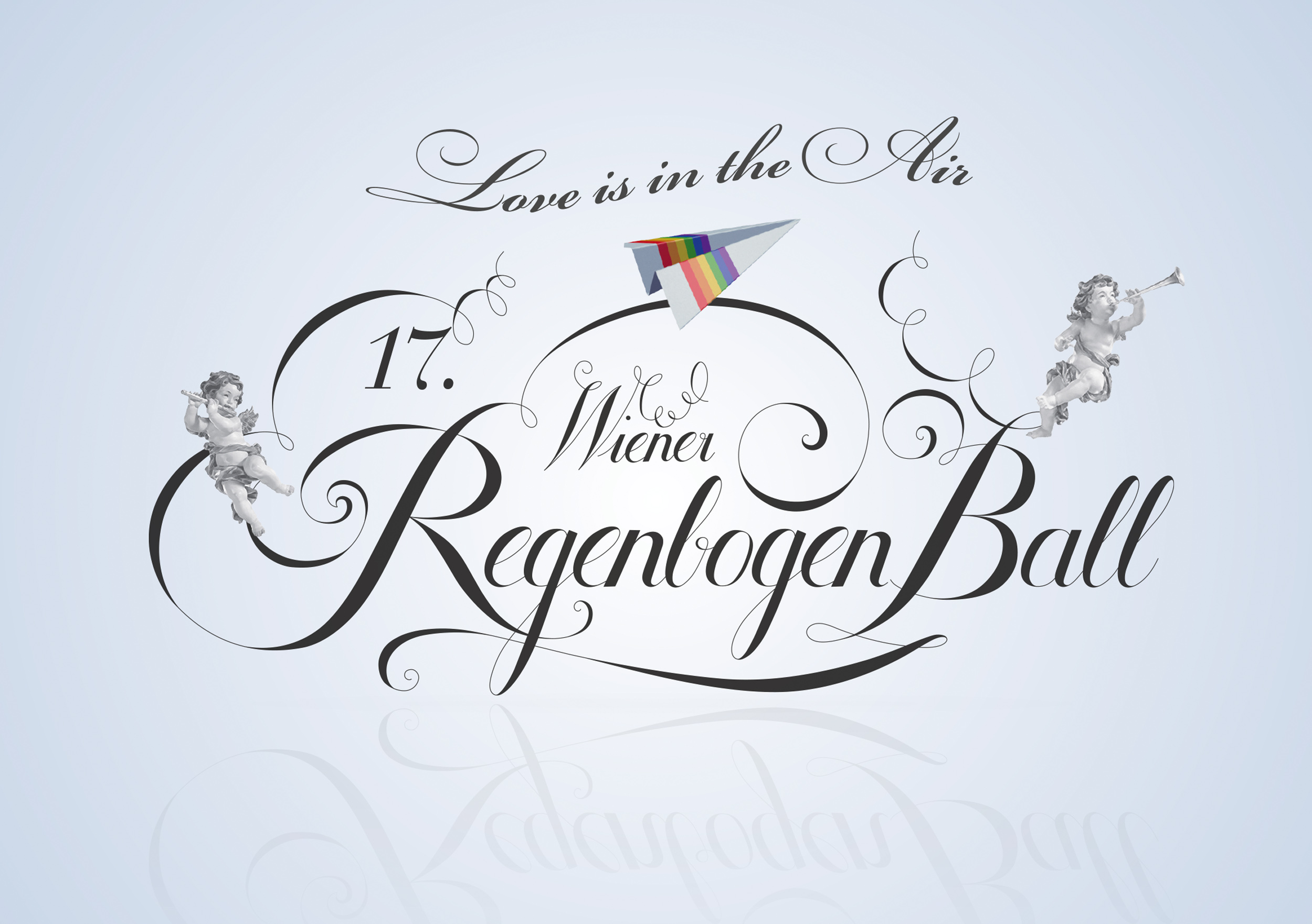 17. Wiener Regenbogenball am 22. Februar 2014