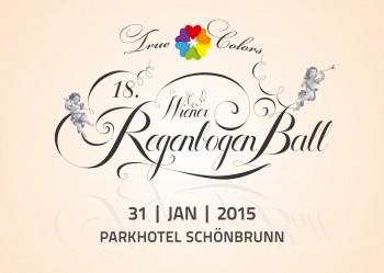 1718. Wiener Regenbogenball am 31. Jänner 2015