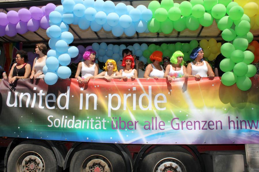 Vienna Pride 2013: United in Pride